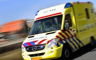 Koolmonoxide - Ambulance