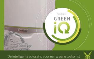 Vaillant ecoTEC GREEN IQ Cv ketel